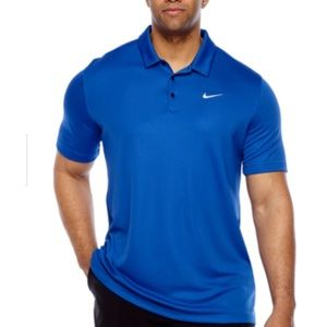 Nike Blue Sportswear Polo Shirt